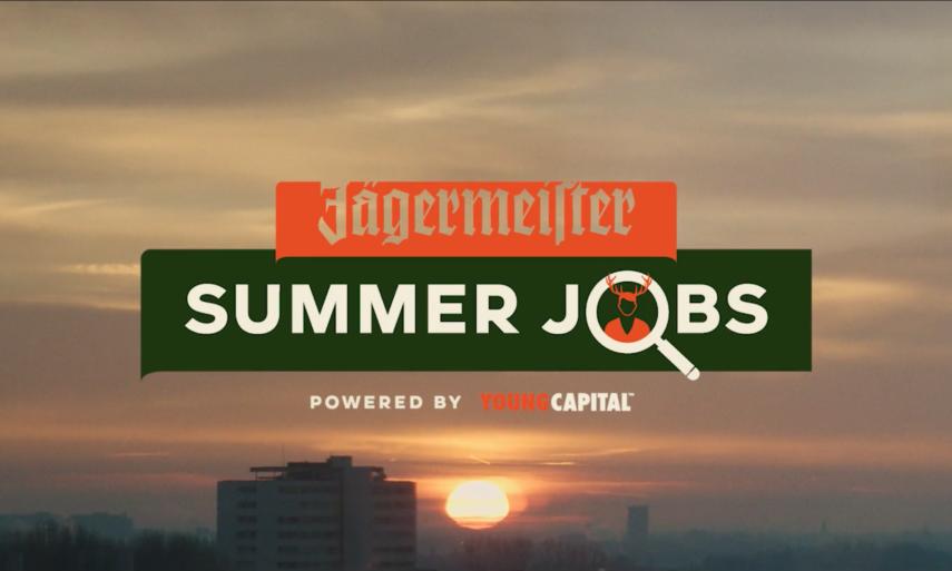 Jagermeister Summer Jobs
