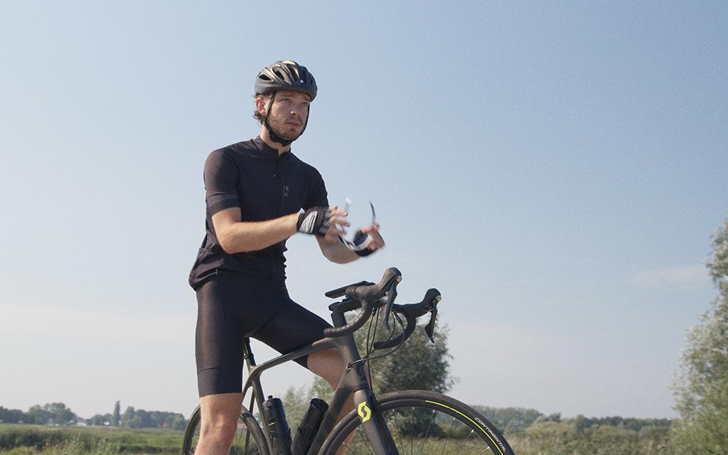 Racebike action clip